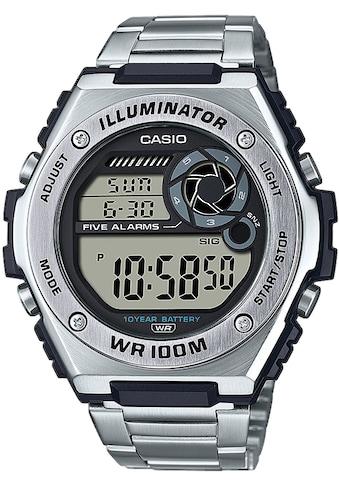 Casio Collection Chronograph »MWD - 100HD - 1AVEF« kaufen