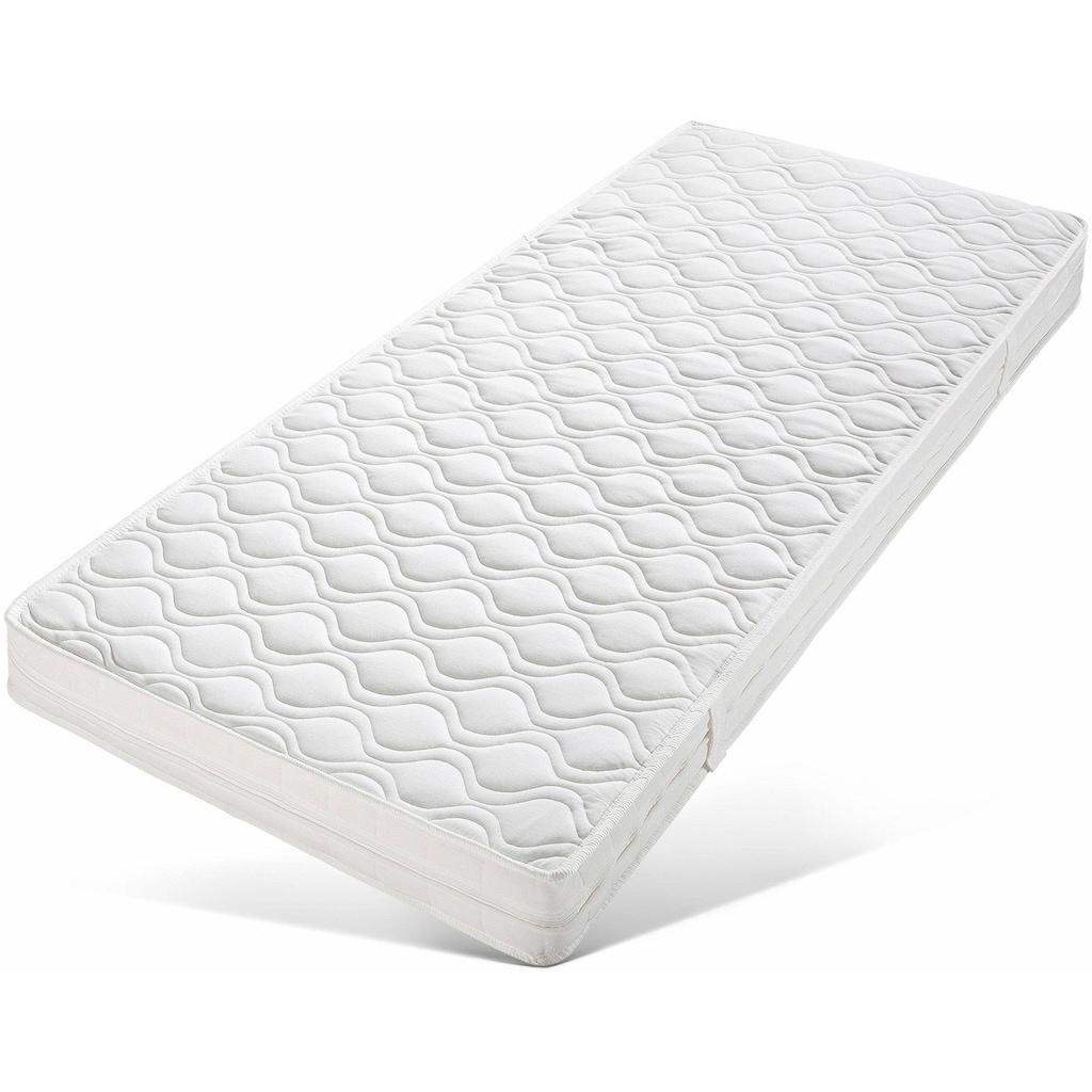 DI QUATTRO Komfortschaummatratze »Airy Form 23«, 23 cm cm hoch, Raumgewicht: 28 kg/m³, (1 St.), Die Matratze, die atmet. Besonders atmungsaktiver Kern.