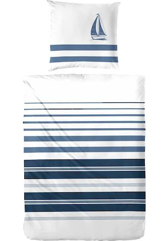 Primera Bettwäsche »Maritim«, im frischen maritimen Stil kaufen