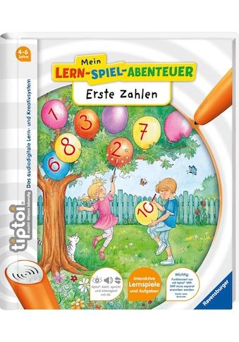Ravensburger Buch »tiptoi® Erste Zahlen«, Made in Europe kaufen