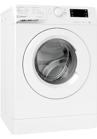 Indesit Waschmaschine »MTWE 61483E W DE«, MTWE 61483E W DE, 6 kg, 1400 U/min kaufen