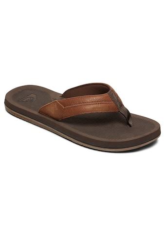 Quiksilver Sandale »Coastal Oasis Deluxe« kaufen