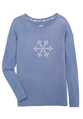 Piz Palü Trachtenshirt, Damen, aus weichem Bambusmaterial, mit Kristallmotiv aus... kaufen