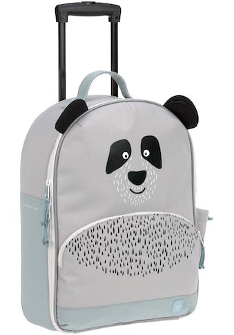 LÄSSIG Kinderkoffer »About Friends, Panda Pau«, 2 Rollen, PETA-approved vegan kaufen