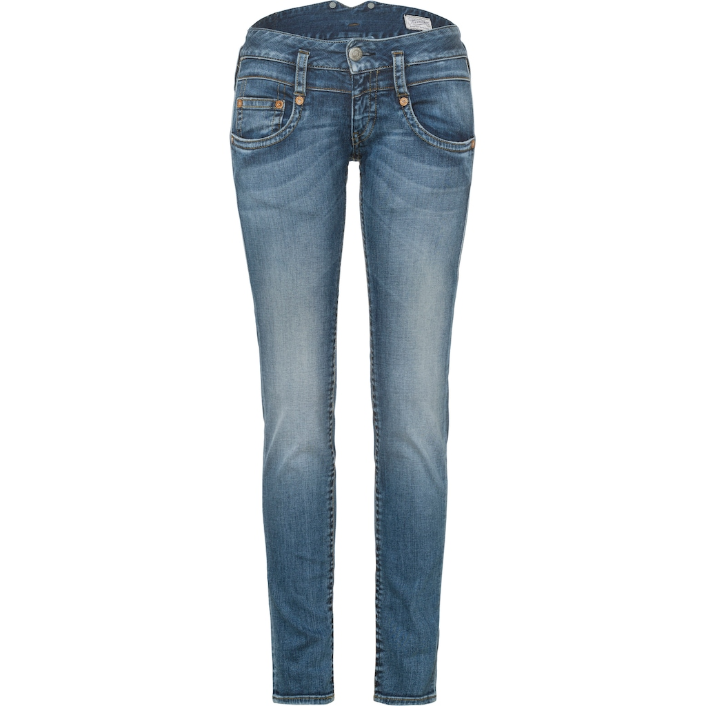 Herrlicher Slim-fit-Jeans »PITCH SLIM ORGANIC«, umweltfreundlich dank Kitotex Technology