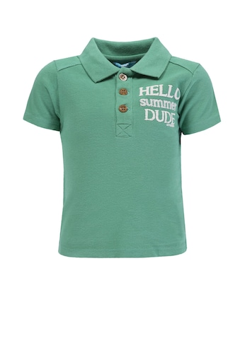 "lief! Polo-T-Shirt ""Hello summer"" kaufen"