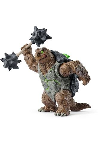 Schleich® Spielfigur »Eldrador Creatures, Panzerkröte mit Waffe (42496)« kaufen