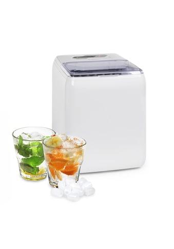 Klarstein Eiswürfelmaschine Klareis 20kg/24h Wassertank: »Coolio« kaufen