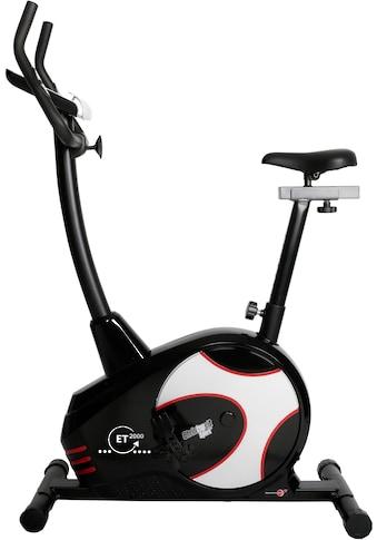 Christopeit Sport® Ergometer »ET 2000«, Puslgurtempfänger im Computer integriert kaufen
