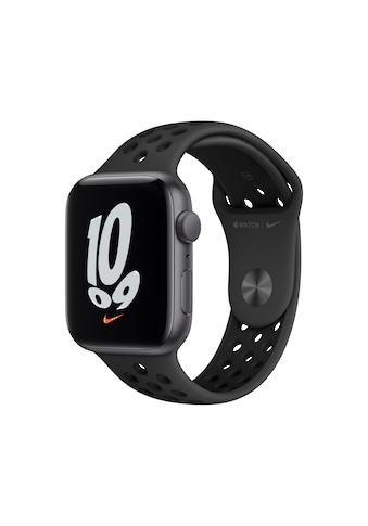 Apple Smartwatch »Nike SE, GPS + Cellular, Aluminium-Gehäuse, 44 mm mit Nike... kaufen
