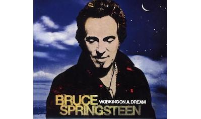 Musik-CD »Working On A Dream / Springsteen,Bruce« kaufen