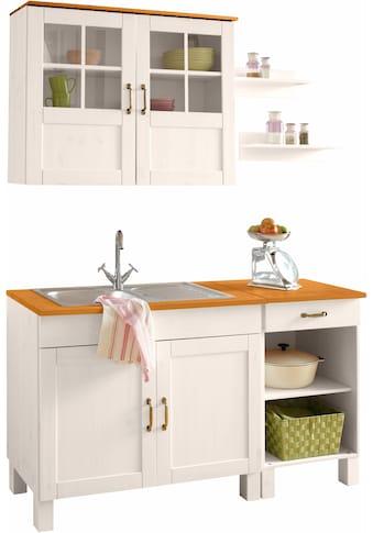Home affaire Küchen-Set »Alby«, ohne E-Geräte, Breite 150 cm kaufen