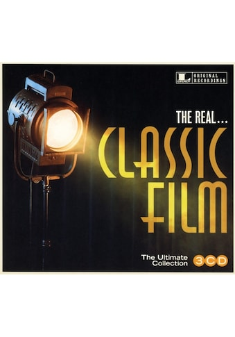 Musik-CD »The Real...Classic Film / Various« kaufen