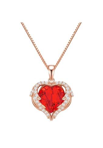 Rafaela Donata Herzkette »RD336«, (1 tlg.), aus Sterling Silber kaufen