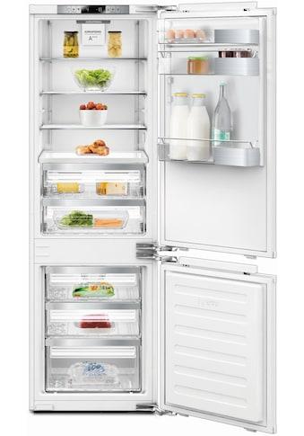 Grundig Einbaukühlgefrierkombination, Edition 75 Einbau Kombination, 177,7 cm hoch,... kaufen