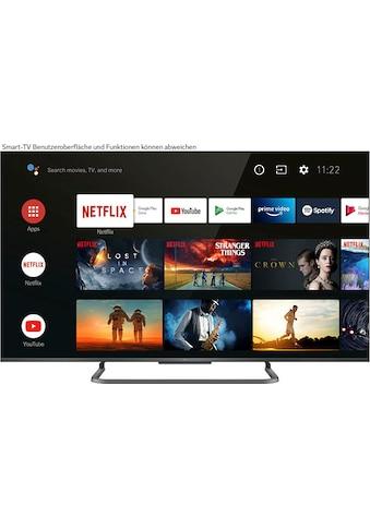 "TCL LED-Fernseher »55P816X1«, 139,7 cm/55 "", 4K Ultra HD, Smart-TV kaufen"