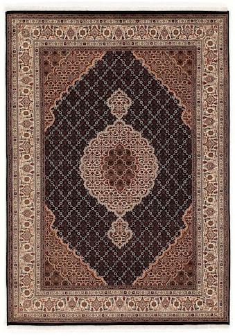 Orientteppich, »Cavari Mahi«, OCI DIE TEPPICHMARKE, rechteckig, Höhe 5 mm, manuell geknüpft kaufen