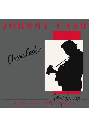 Vinyl »Classic Cash: Hall Of Fame Series (Remastered) / Cash,Johnny« kaufen