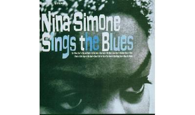 Musik-CD »NINA SIMONE SINGS THE BLUES / SIMONE, NINA« kaufen