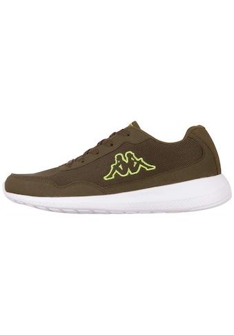 Kappa Sneaker »FOLLOW NC XL«, in Übergrößen erhältlich kaufen