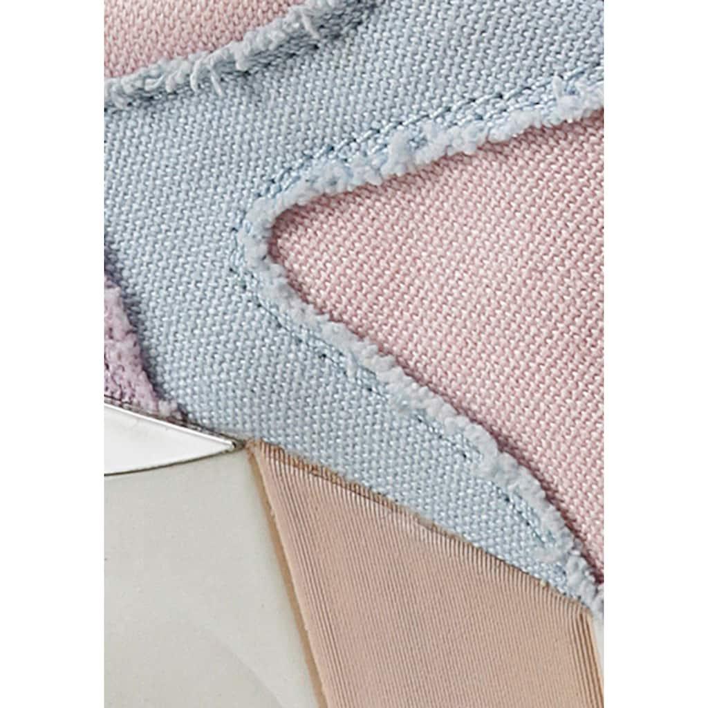 La Strada Wedgesneaker »Fashion Sneaker«, im Patchwork Look