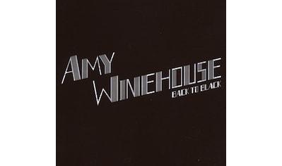 Musik-CD »BACK TO BLACK (DLX) / Winehouse,Amy« kaufen