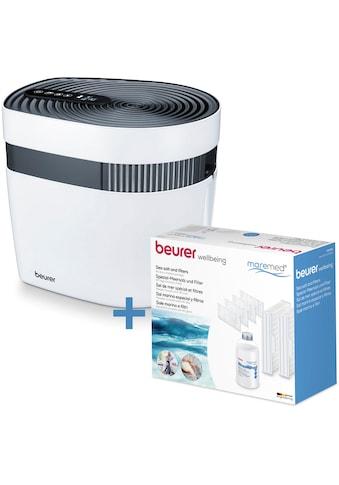 BEURER Kombigerät Luftbefeuchter und -reiniger »MK 500 + MK 500 Kombi Set«, für 50 m² Räume, inklusive Kombi-Set kaufen