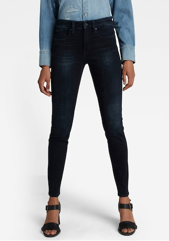 G-Star RAW Skinny-fit-Jeans »Lhana Skinny Jeans«, Perfekter Sitz durch Elasthan-Anteil kaufen
