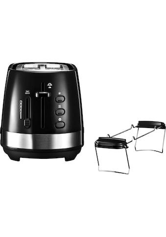 De'Longhi Toaster »ACTIVE LINE CTLA2103.BK«, 2 kurze Schlitze, für 2 Scheiben, 900 W kaufen