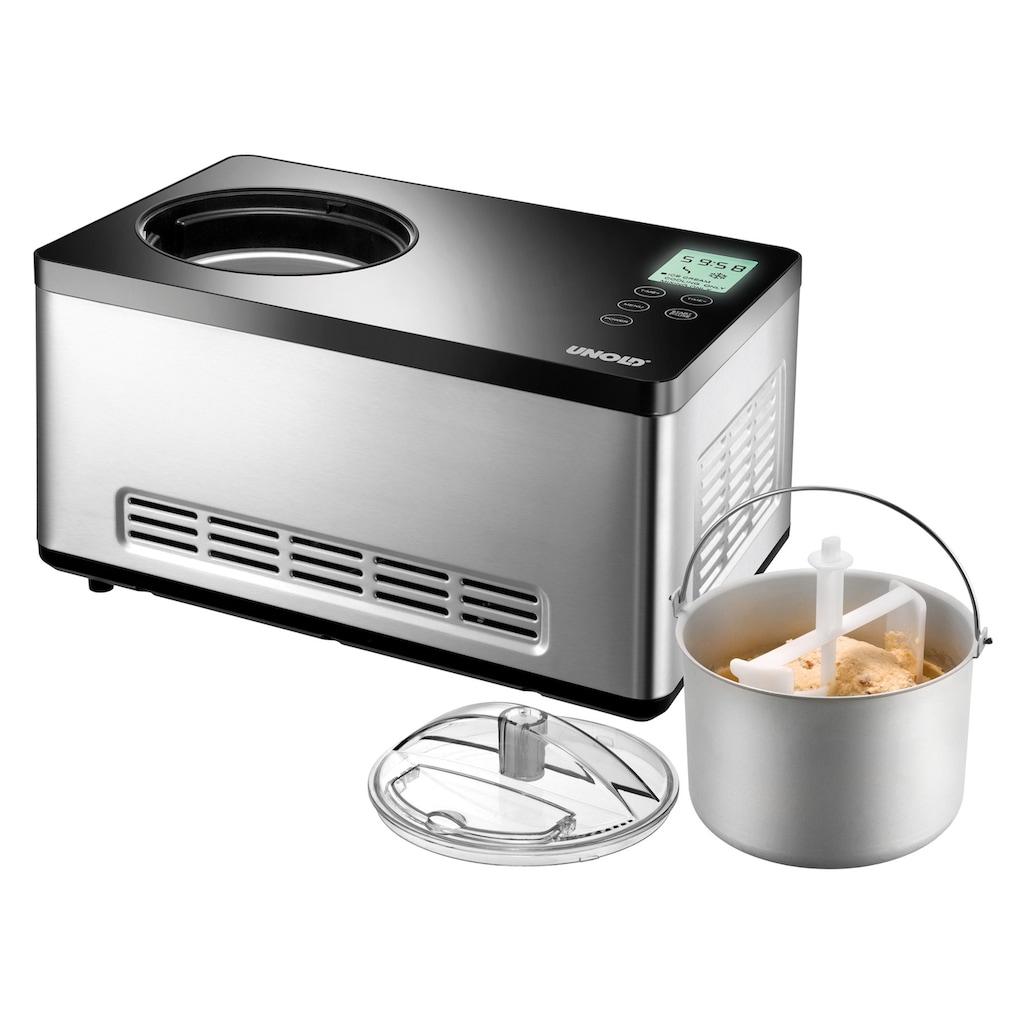 Unold Eismaschine »Gusto 48845«, 2 l, 180 W
