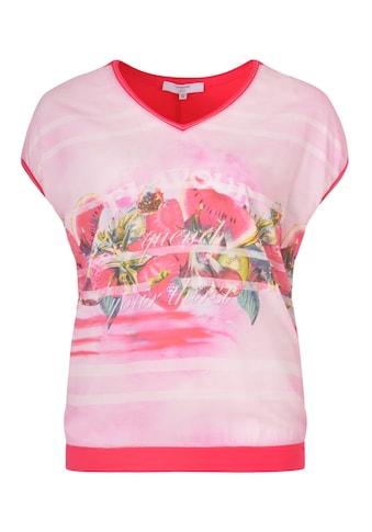 NAVIGAZIONE Più Shirt mit Frucht-Print kaufen