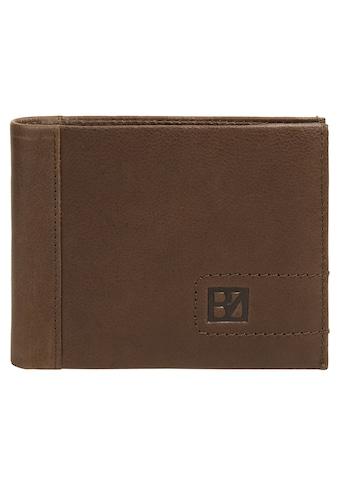 BODENSCHATZ Geldbörse »SIERRA«, 2fach klappbar kaufen