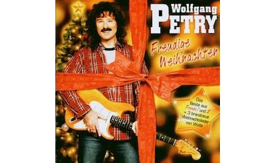Musik-CD »Freudige Weihnachten / Petry,Wolfgang« kaufen