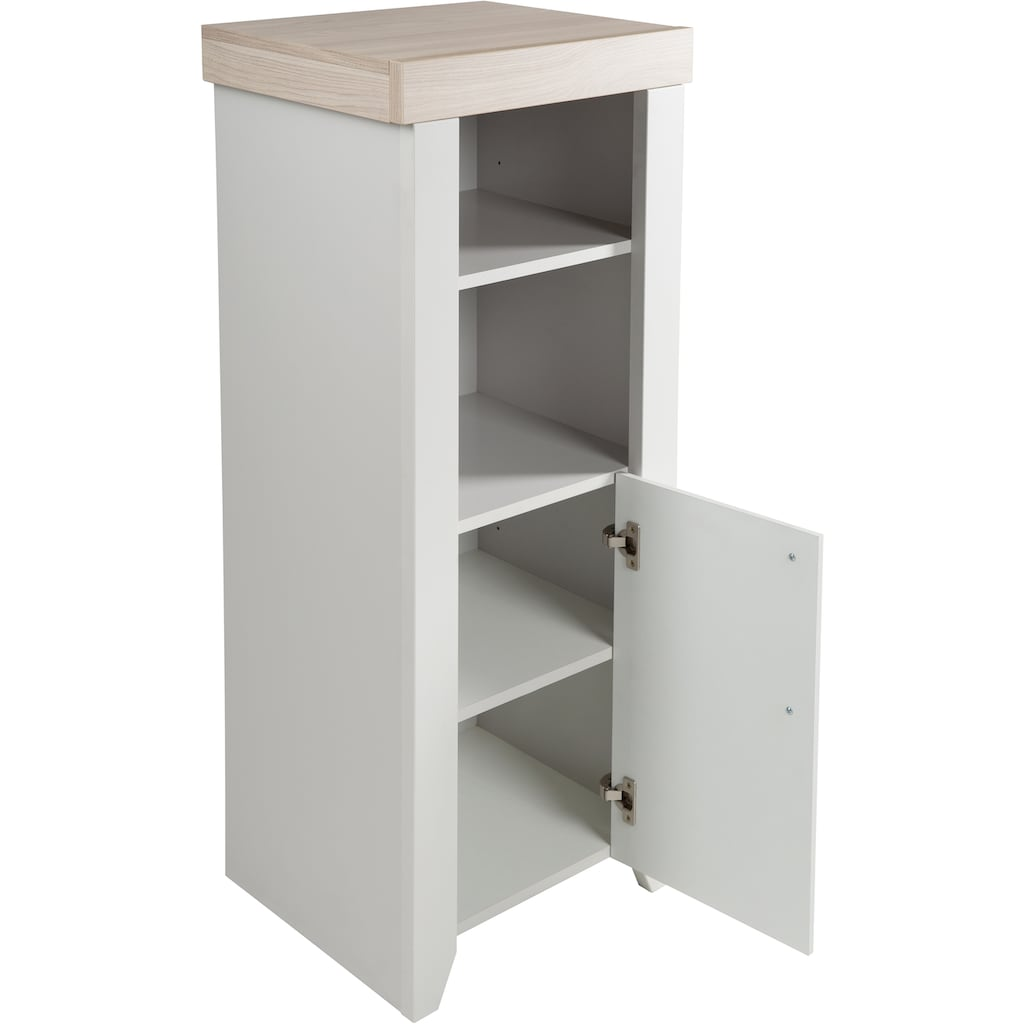 roba® Standregal »Helene«, mit Tür; Made in Europe