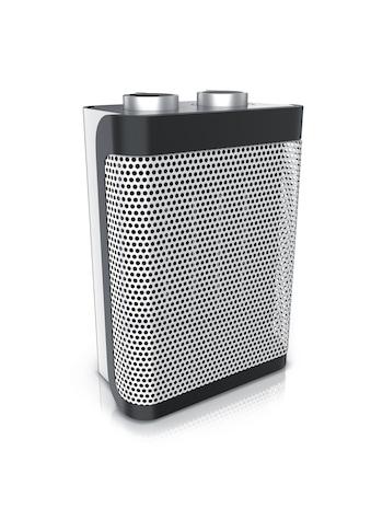 Brandson Heizlüfter mit Temperaturregelung und Ventilationsfunktion kaufen