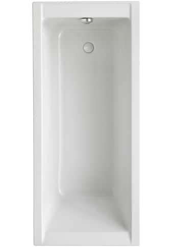 OTTOFOND Badewanne »Set Körpferformbadewanne«, 1700/700 mm, Körperformbadewanne kaufen