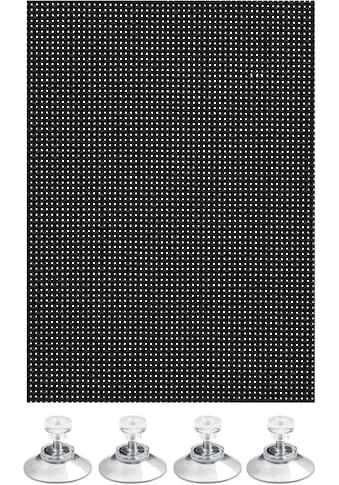 GARDINIA Sonnenschutz-Fensterfolie »Flexibler Sonnenschutz mit Saugnäpfe«, 1 St.,... kaufen
