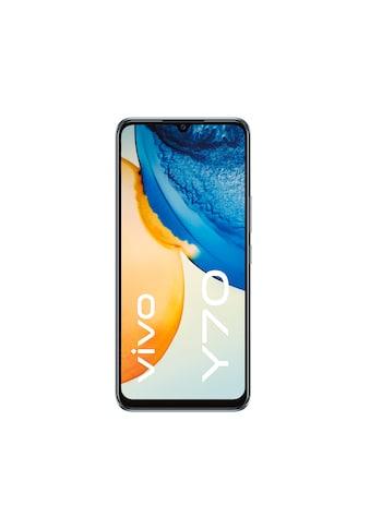 """Vivo Smartphone »Y70«, (16,4 cm/6,44 """", 128 GB Speicherplatz, 48 MP Kamera) kaufen"""