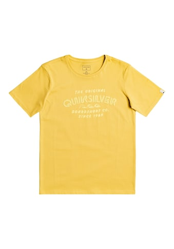 Quiksilver T - Shirt »Wilder Mile« kaufen
