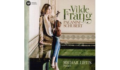 Musik-CD »Paganini-Schubert / Frang,Vilde/Lifits,Michael« kaufen