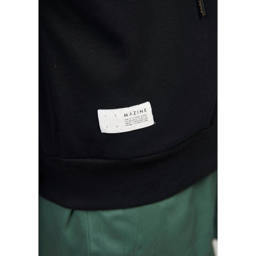 MAZINE Sweatshirt »Florence«