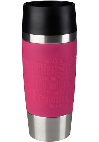 Emsa Thermobecher »Travel Mug«, Edelstahl, 360 ml Inhalt, 100% dicht, auslaufsicher,... kaufen
