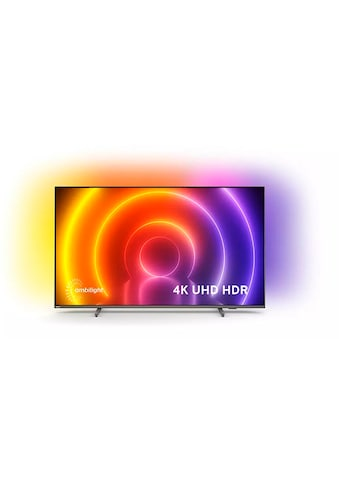 """Philips LED-Fernseher »50PUS8106/12«, 126 cm/50 """", 4K Ultra HD, Android TV-Smart-TV,... kaufen"""