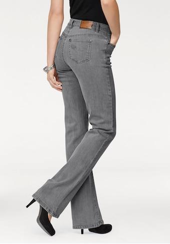 Arizona Bootcut-Jeans »Comfort-Fit«, High Waist kaufen