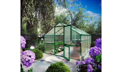 KGT Gewächshaus »Orchidee IV«, (mit Regenrinne) kaufen