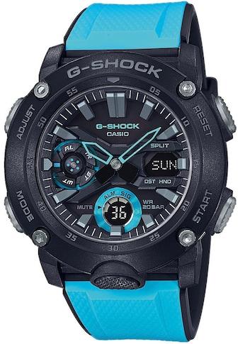 CASIO G - SHOCK Chronograph »GA - 2000 - 1A2ER« kaufen