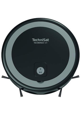 TechniSat smarter Saugroboter, Lasernavigation, intelligente Sensoren kaufen