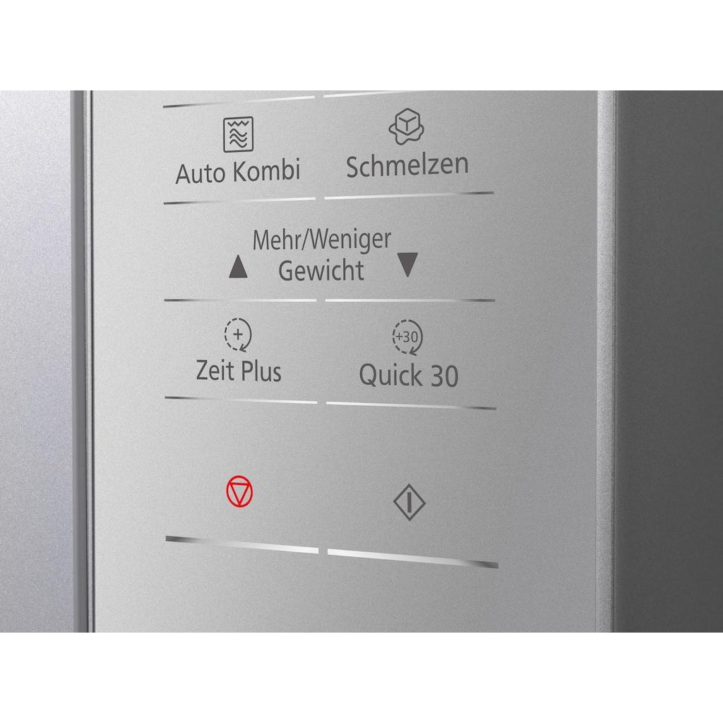 Panasonic Mikrowelle »NN-GT47KMGPG«, Grill, 1000 W