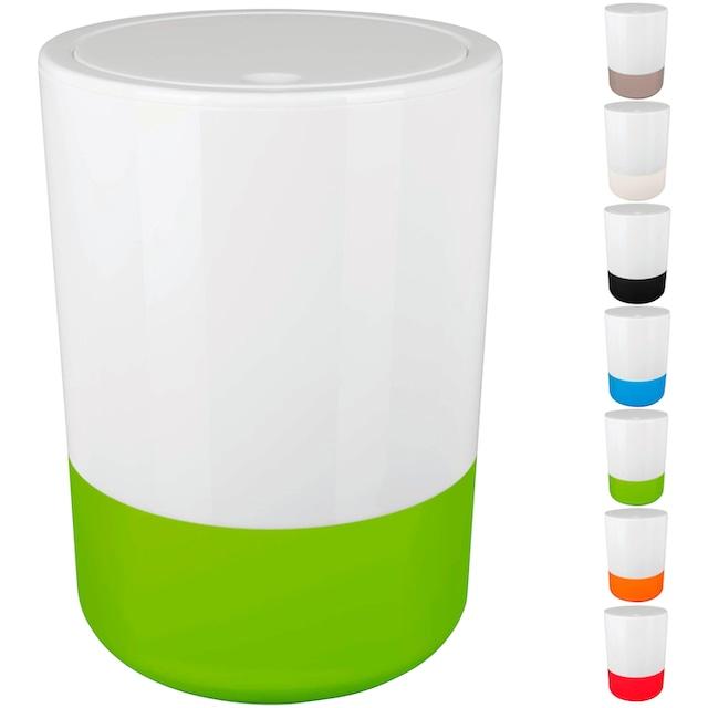 SPIRELLA Kosmetikeimer »Moji«, mit Schwingdeckel, 5 Liter