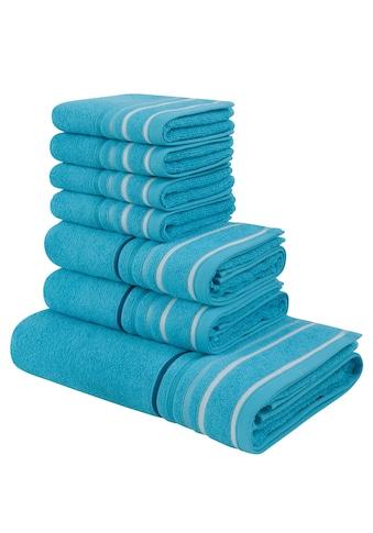 Handtuch Set, »Niki«, my home (Set) kaufen